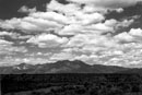 CLOUDS OVER TAOS, NEW MEXICO
